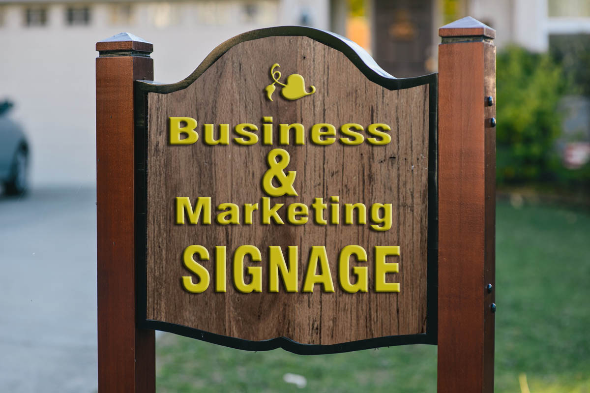 Must-Have Business and Marketing Signage