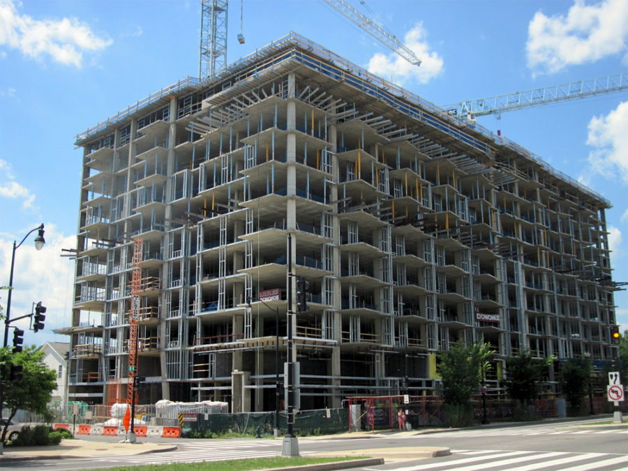 Commercial Construction and What It Takes