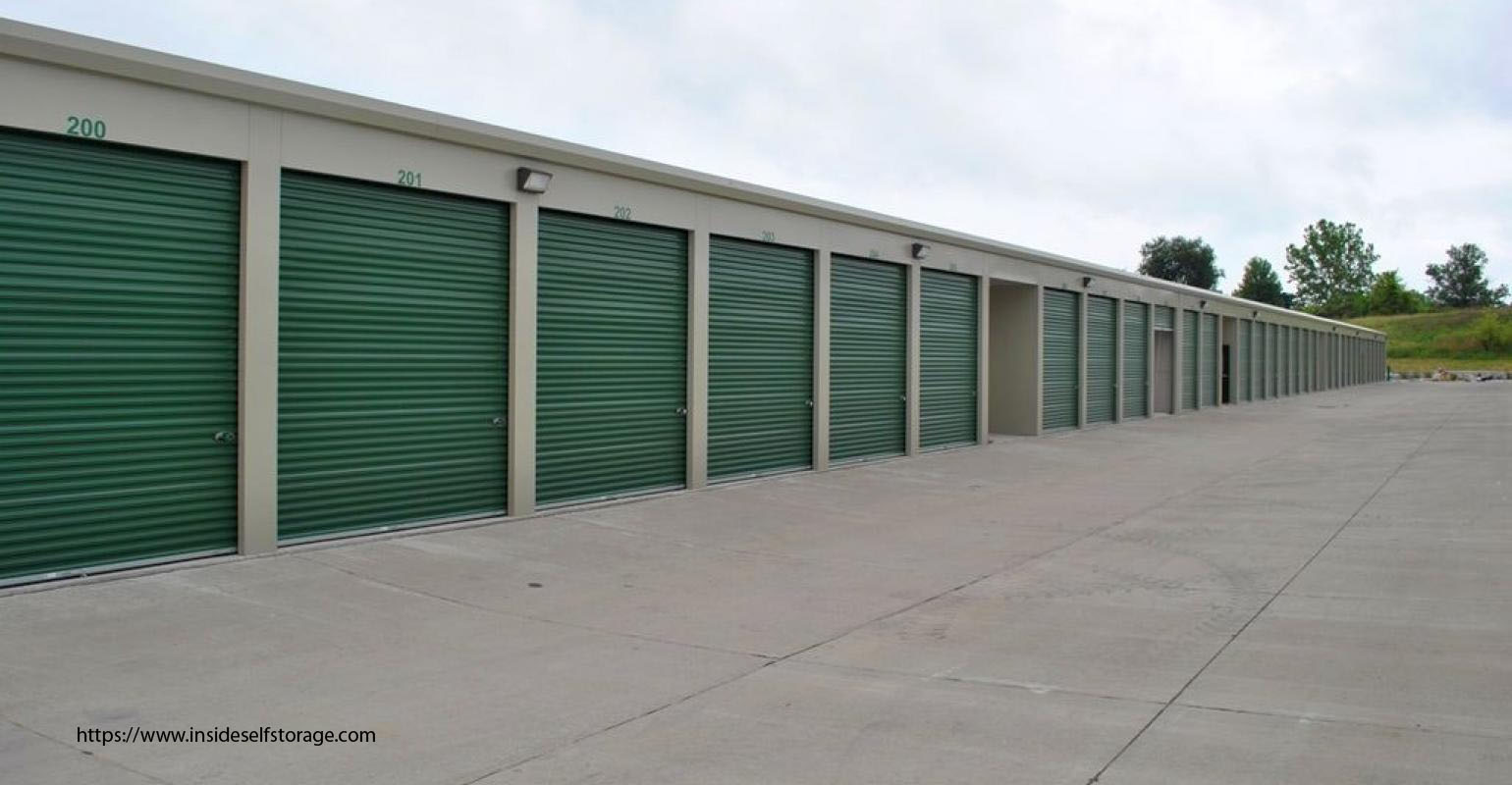 Getting Climate Controlled Storage Unit