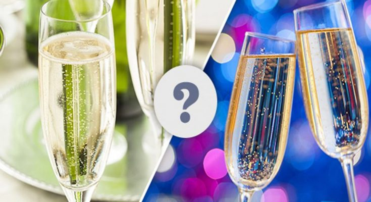 10 Similarities Between Social Media Marketing and Good Champagne