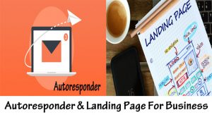 Autoresponder & Landing Page For Business
