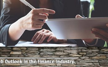 Job Outlook in the Finance Industry