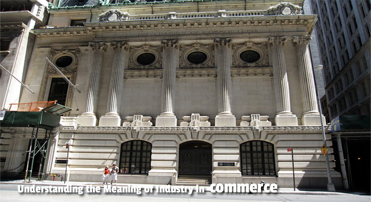 Understanding the Meaning of Industry in Commerce
